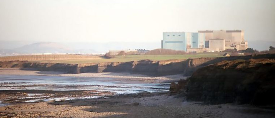 Hinkley Point C - Kernkraftwerk
