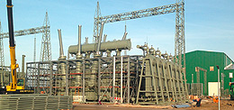 Dörpen West – Substation/HVDC Transmission